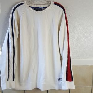 Tommy Hilfiger XL thick chunky sweater EUC